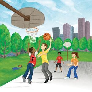 The Way the Ball Bounces - Jack & Jill by Elisa Chavarri