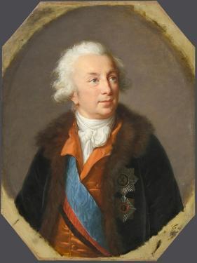 Ivan Ivanovich Shuvalov , c.1795-1797 by Elisabeth Louise Vigee-LeBrun