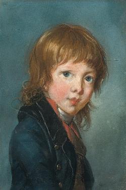Portrait of a Boy, 1801 by Elisabeth Louise Vigee-LeBrun