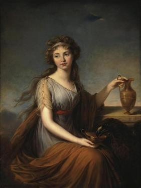 Portrait of Anna Pitt, as Hebe, 1792 by Elisabeth Louise Vigee-LeBrun