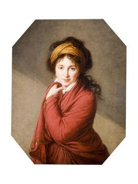 Portrait of the Countess Nikolai Nikolaevich Golovin, 1797-1800 by Elisabeth Louise Vigee-LeBrun