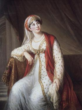 Portrait of the Opera Singer Grassini, c.1805 by Elisabeth Louise Vigee-LeBrun