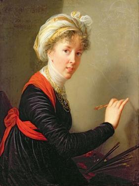 Self Portrait, 1800 by Elisabeth Louise Vigee-LeBrun