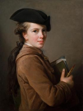 The Artist's Brother, 1773 by Elisabeth Louise Vigee-LeBrun