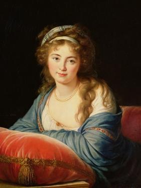 The Countess Catherine Vassilievna Skavronskaia by Elisabeth Louise Vigee-LeBrun
