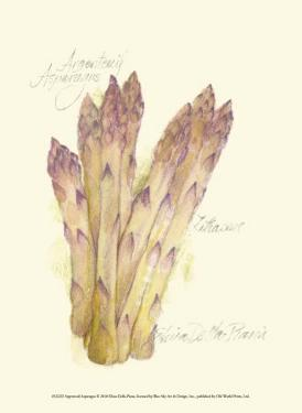 Argenteuil Asparagus by Elissa Della-piana