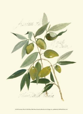 Ascolane Olives by Elissa Della-piana