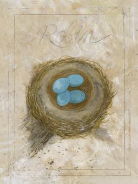 Nest - Robin by Elissa Della-piana