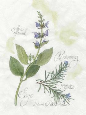 Rosemary & Sage by Elissa Della-piana