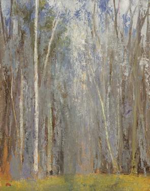 Birch Woods by Elissa Gore