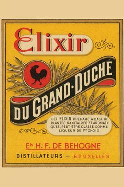 Elixir Du Grand - Duche