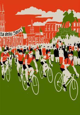Giro, 2013 by Eliza Southwood
