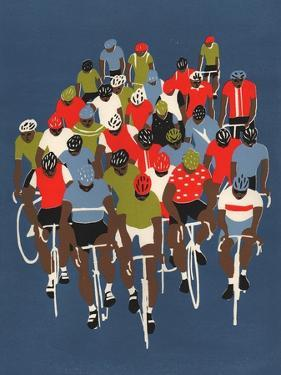 Gruppetto, 2014 by Eliza Southwood