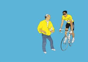 Indurain, 2014 by Eliza Southwood