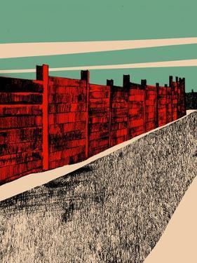 Jarrah Wall, 2014 by Eliza Southwood