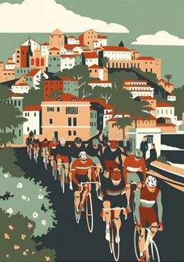 Milan - San Remo by Eliza Southwood