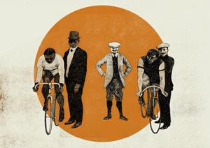 Old Time Trial, 2014 by Eliza Southwood