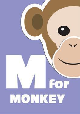 M For The Monkey, An Animal Alphabet For The Kids by Elizabeta Lexa