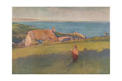 'Across Mounts Bay', c1880
