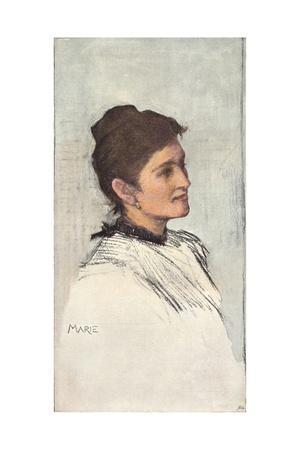 'Marie', c19th century