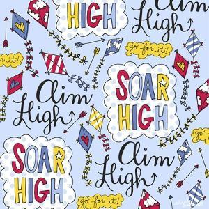 Aim High by Elizabeth Caldwell