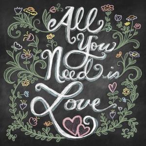 All You Needis Love by Elizabeth Caldwell