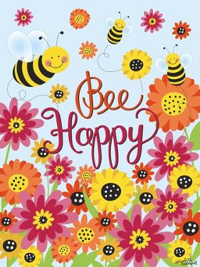 Bee Happy by Elizabeth Caldwell