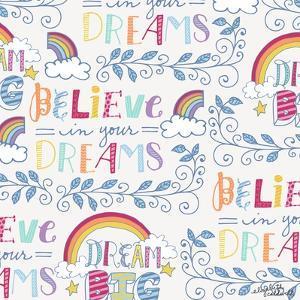 Believe in Your Dreams by Elizabeth Caldwell