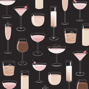 Evening Cocktails by Elizabeth Caldwell