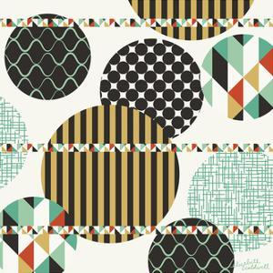 Geo Patterned Dots by Elizabeth Caldwell