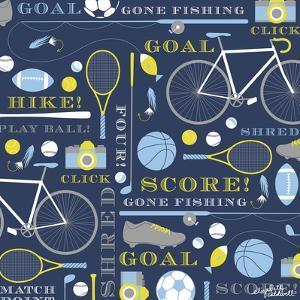 Mens Sports by Elizabeth Caldwell