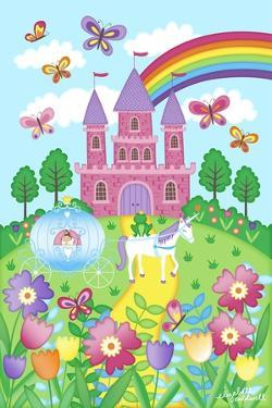 Princess Castle by Elizabeth Caldwell