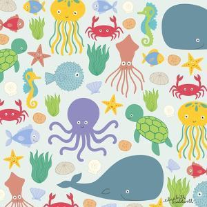 Sea Creatures by Elizabeth Caldwell
