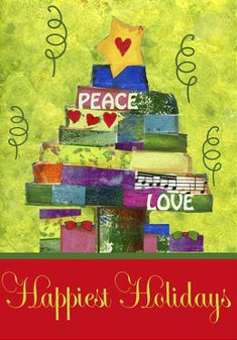131-Love And Peace In Christmas by Elizabeth Claire