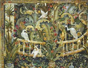 Aviary by Elizabeth Jardine