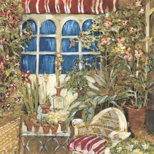 Cozy Corner II by Elizabeth Jardine