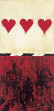 Three of Hearts by Elizabeth Jardine