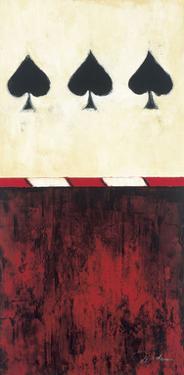 Three of Spades by Elizabeth Jardine