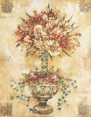Tulip Topiary by Elizabeth Jardine