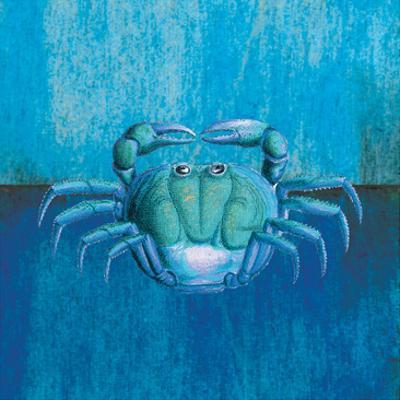 Blue Crab by Elizabeth Jordan