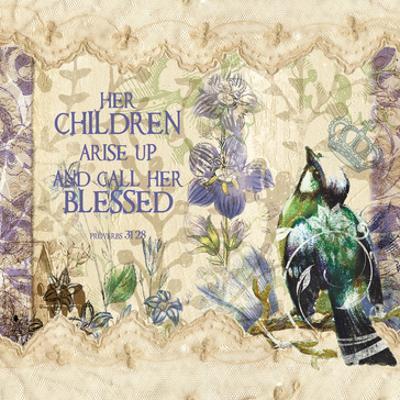 Children Arise Up by Elizabeth Jordan