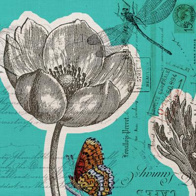 Flower 4A by Elizabeth Jordan