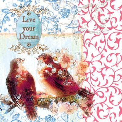 Live Your Dream by Elizabeth Jordan