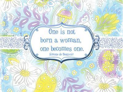One Becomes One by Elizabeth Jordan
