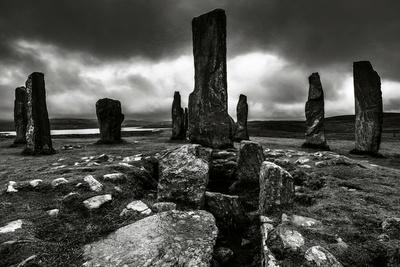 Historic Standing Stones in Scotland