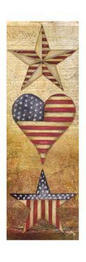 America Stars I by Elizabeth Medley