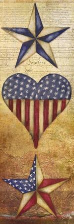 America Stars II by Elizabeth Medley