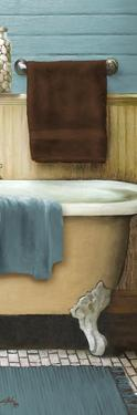 Blue Bain Panel III by Elizabeth Medley