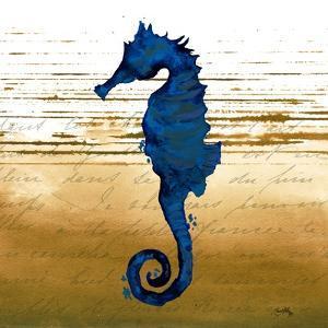 Coastal Blue III by Elizabeth Medley