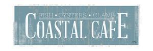 Coastal Cafe by Elizabeth Medley